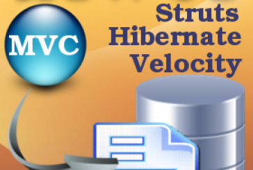 Creare una webapp MVC con Struts, Hibernate e Velocity