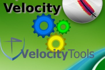 How to configure Apache Velocity template engine