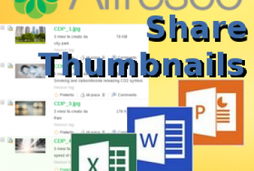 Alfresco tips and tricks – #4 Turning off Share thumbnail generation
