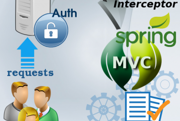 Check Authentication using Spring MVC and Handler Interceptor