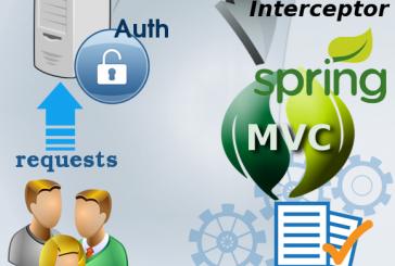 Controllo dell'autenticazione con Spring MVC e Handler Interceptor