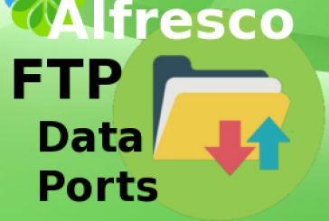 Alfresco tips and tricks – #11 FTP port range
