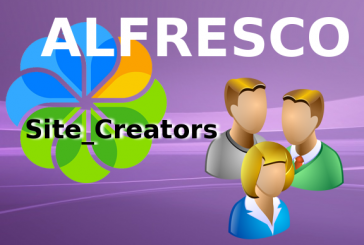 Alfresco tips & tricks – #14 Controlling who can create sites