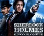 Sherlock Holmes, gioco di ombre Image