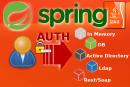 Multi provider di autenticazione in Spring Security