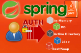 Multiple authentication provider in Spring Security