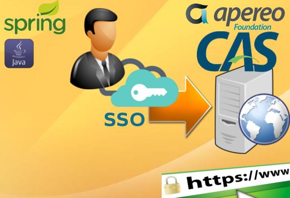 CAS 5.2 SSO e Spring Security
